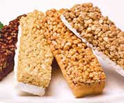Gluten Free Crispy Protein Bars - VARIETY PACK of 5 Flavors