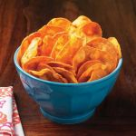 Barbecue Crunch Protein Chips